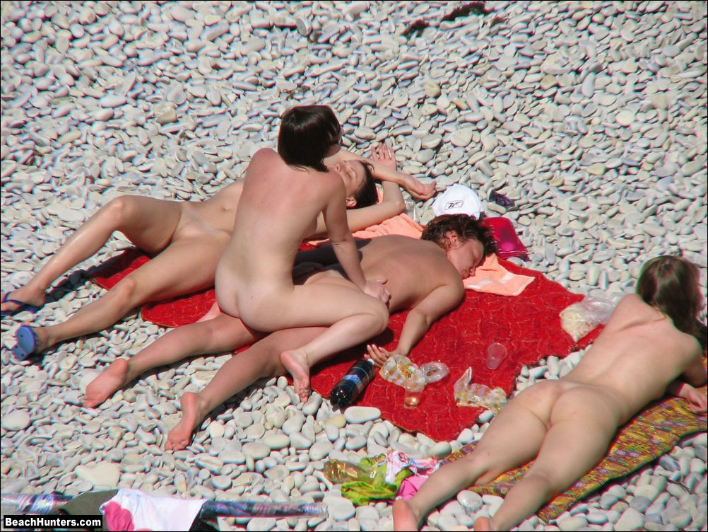 Erotic Beach Sex Uncensored