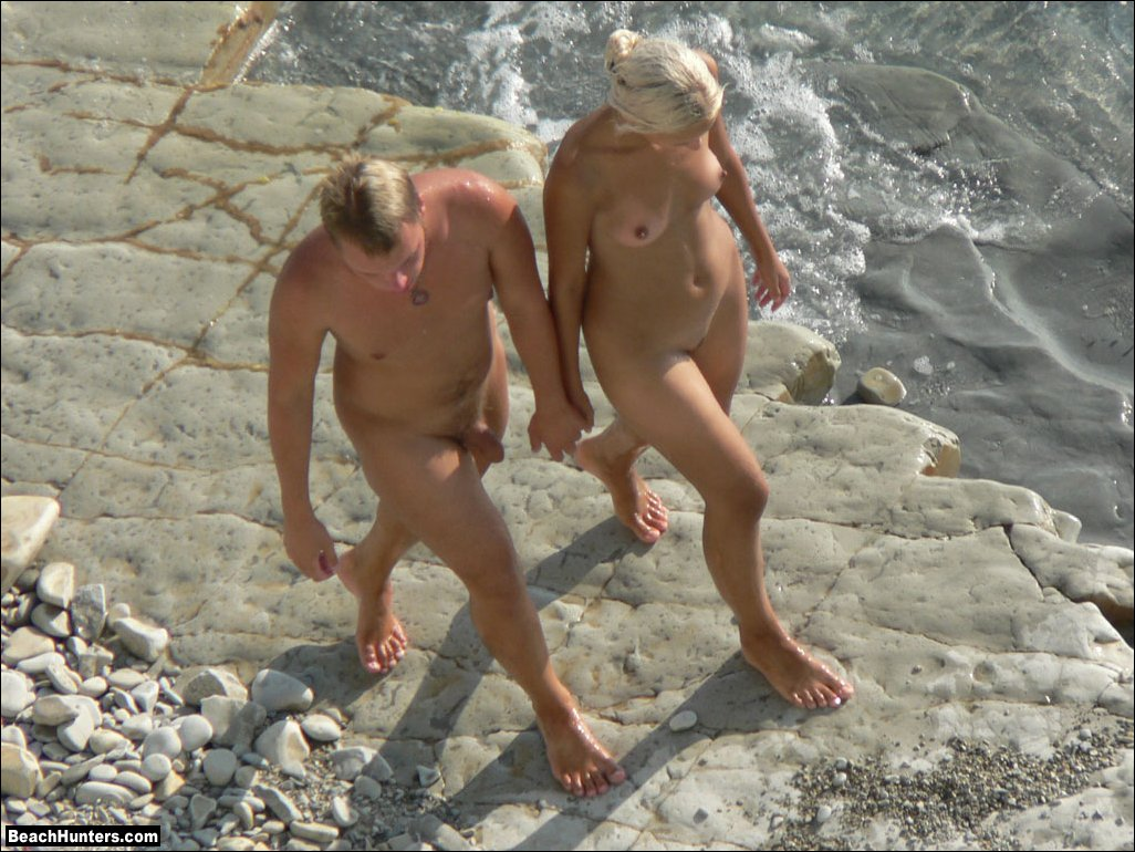 Think, that Nude beach voyeur sex cum