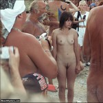 Porn Pictures - BeachHunters.com - Nude Beach Girls