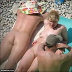 Porn Pictures - BeachHunters.com - Teens On Nudist Beach