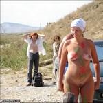 Porn Pictures - BeachHunters.com - Nude Beach Girls