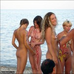 Porn Pictures - BeachHunters.com - Nude Beach Babes