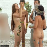 Porn Pictures - BeachHunters.com - Naked Beach Babes